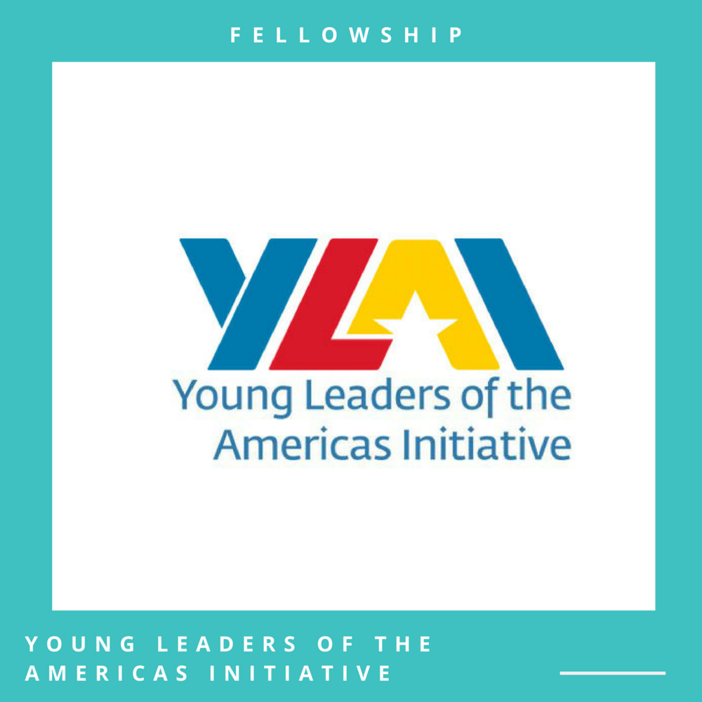 Young Leaders of the Americas Initiative Professional Fellowship, US Application Deadline: March 4, 2018 Open to: Caribbean and Latin America | Apply through the official website