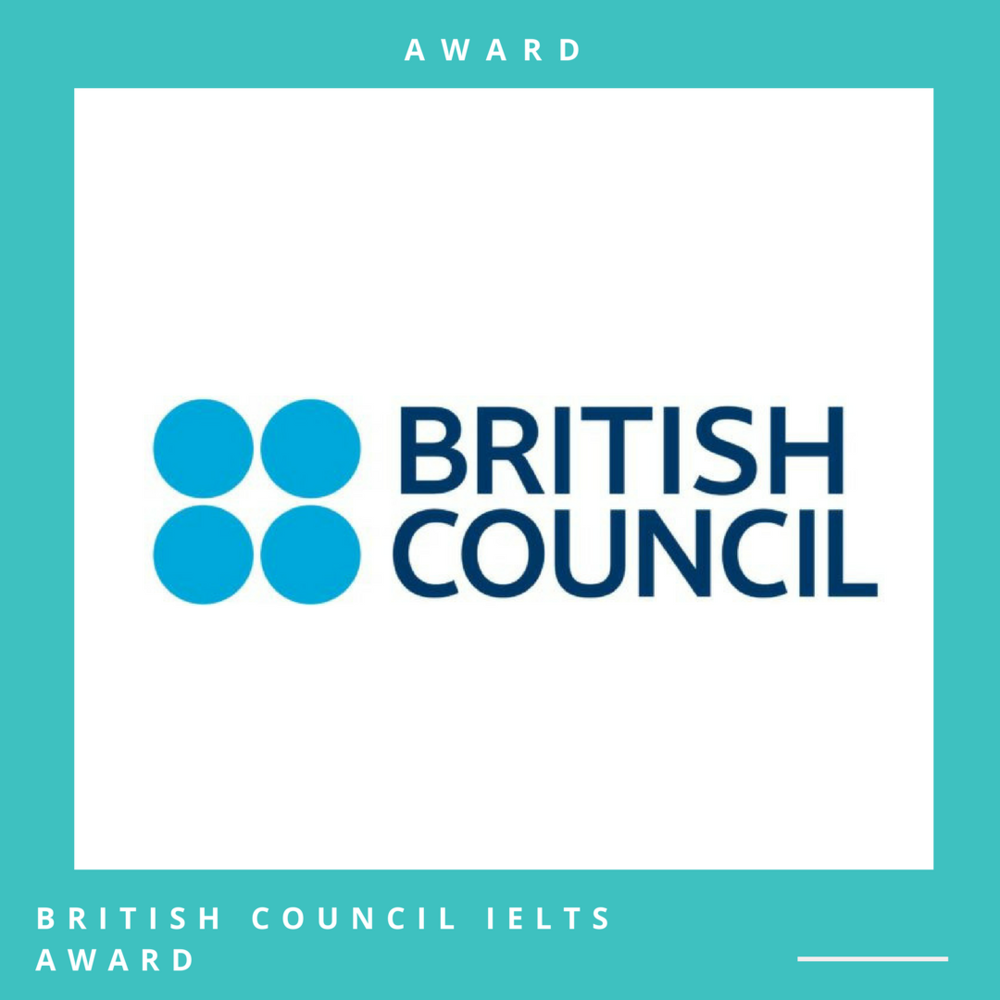 British Council IELTS Award 2018, UK Application Deadline: May 28, 2018 Open to: International applicants | Apply online through the official website