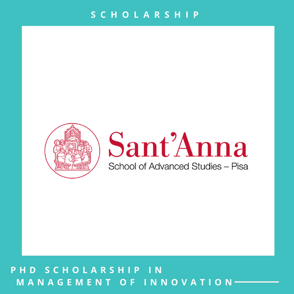 Phd. Management of Innovation and Sustainability Application Deadline: May 28, 2018 Open to: International applicants | Apply online through the official website