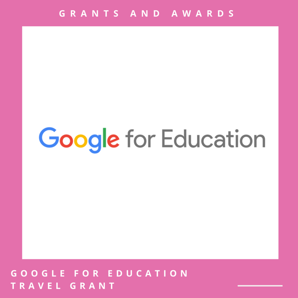 Google Women in Tech Travel Grants   Application Deadline: Rolling application.   Open to: International applicants|  Apply through the official website