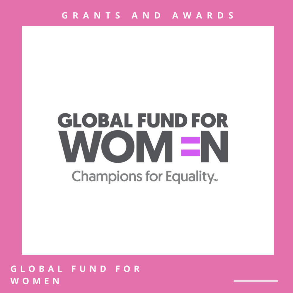 Global Fund for Women    Application Deadline: Rolling application.   Open to: International Applicants |    Apply through the official website