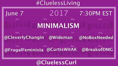 #CluessLiving Chat Recap