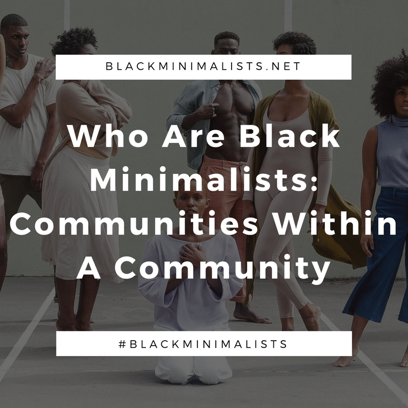blackminimalistscommunities