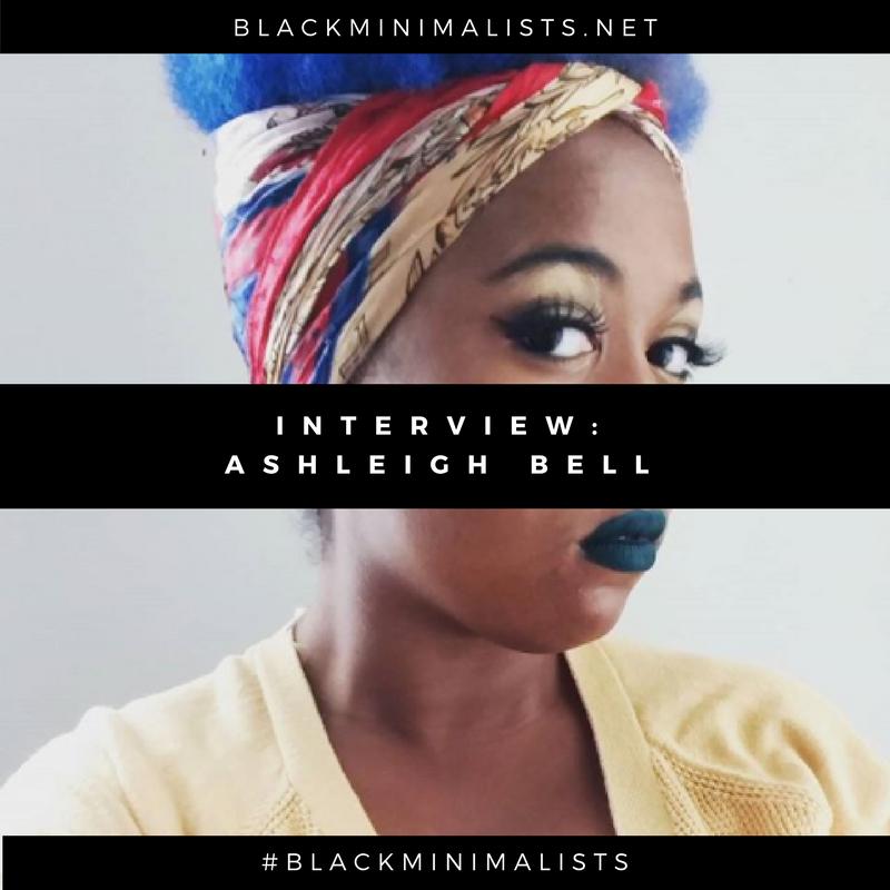 Black Mininalists - Ashleigh Bell
