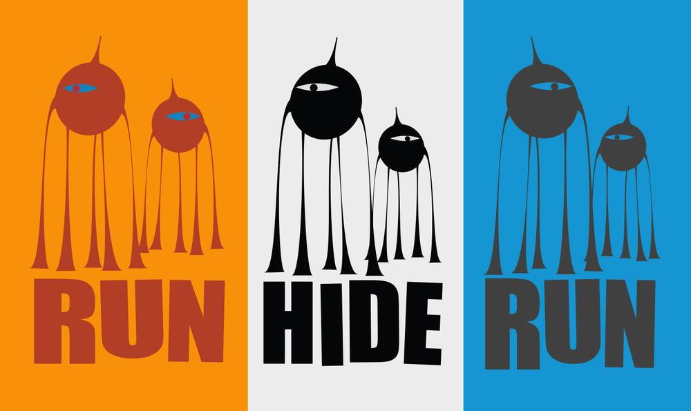 Run!Hide!
