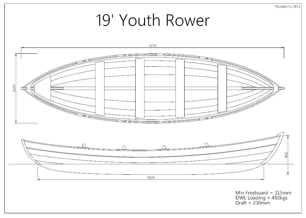 Youth Rower