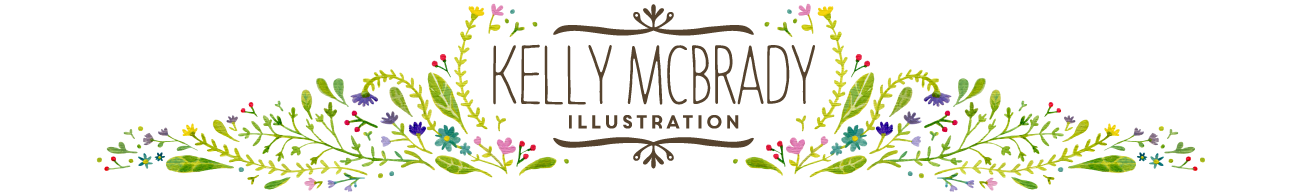 Kelly McBrady Illustration - Illustrations and other Adventures