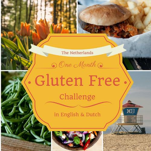 One Month Gluten Free Challenge