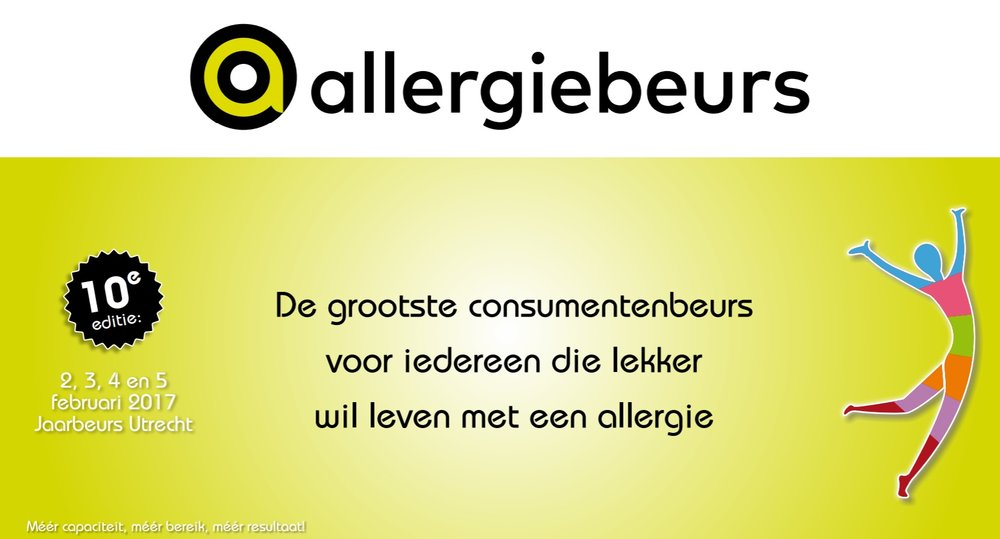 Image Courtesy of Allergiebeurs