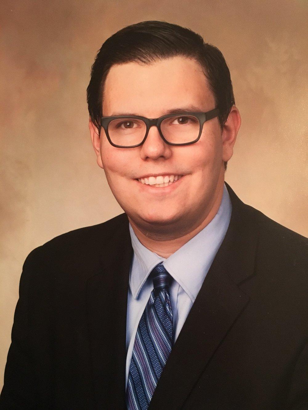 District Executive   Chris Pfalzgraf