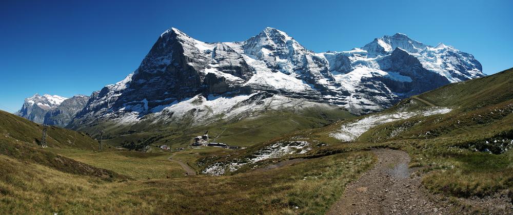 Jungfrau, Switzerland - 2012