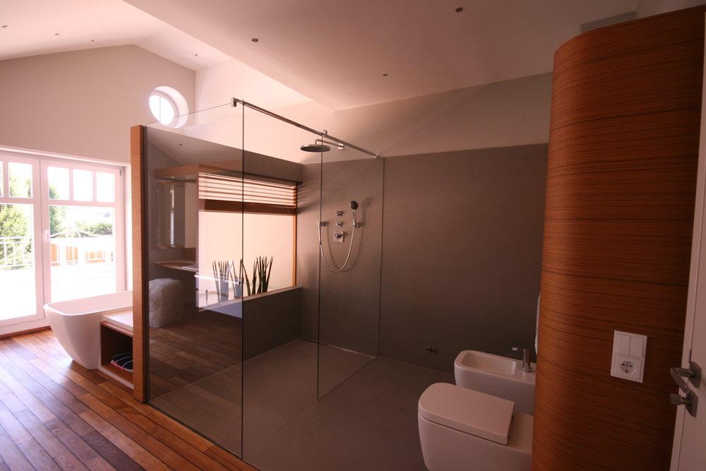 Badezimmer Einrichtung Im Yacht Design