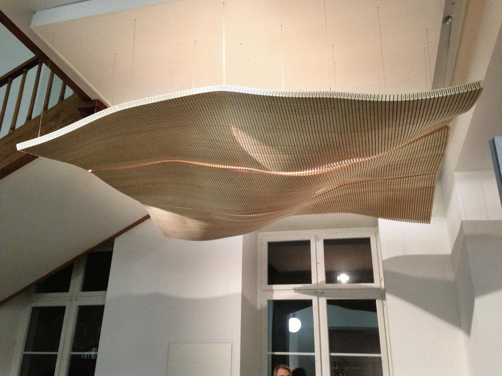 dreidimensional formen mit Dukta® Duna