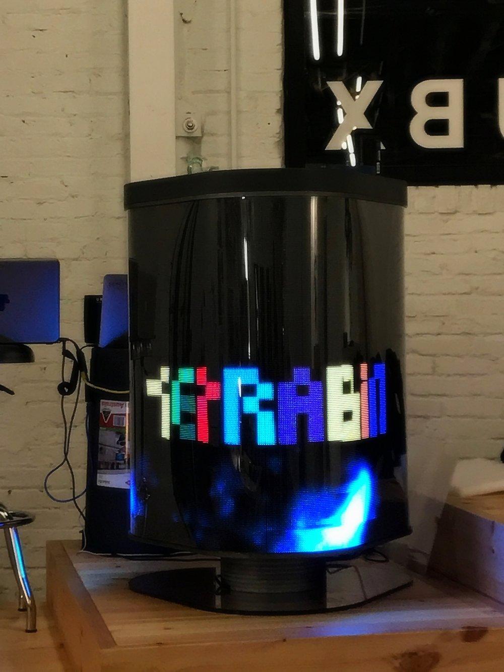TetraBIN 2017 prototype