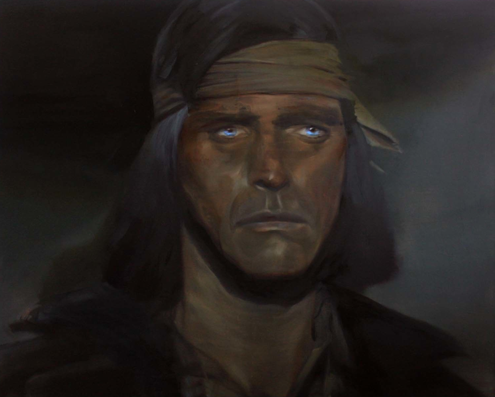 ''Amnesia'' 152 x 180 cm