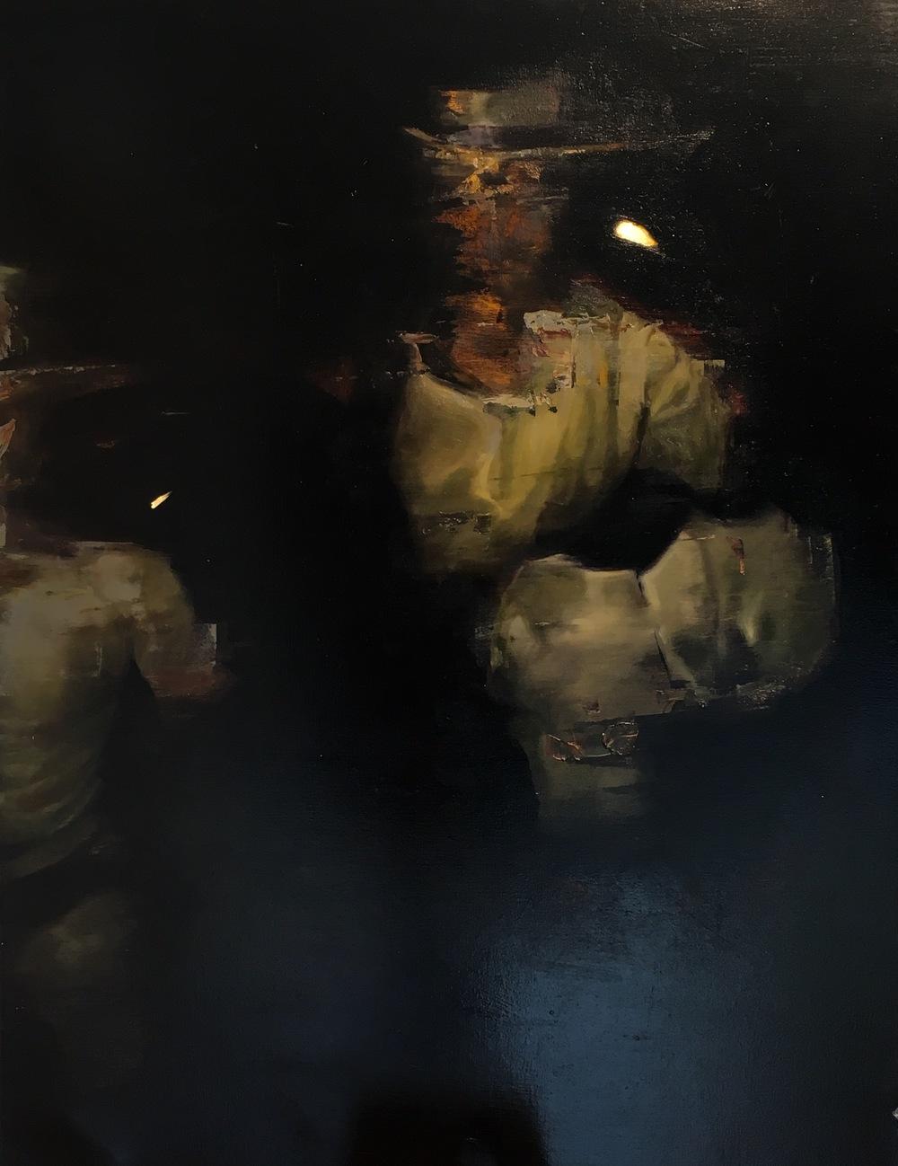 ''Trinity'' 182 x 150 cm