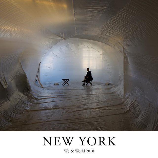 New York, NY [2018] Design collective fair. #woandnewyork #woandamerica #travel #travelgram #wanderlust #instatravel #travelphotography #whitneymuseum #architecture #ranzopiano #architecture #designcollective