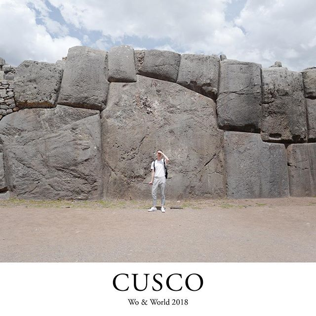 Cuzco, Peru [2018] Sacsayhuaman. #woandcusco #woandperu #travel #travelgram #wanderlust #instatravel #travelphotography #cusco #architecture #peru #cuzco #sacsayhuaman