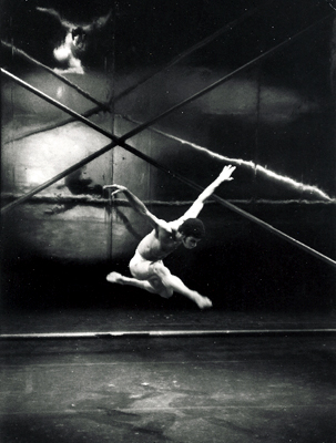 "1969 - Christian Holder in the ballet ""Animus,"" Joffrey Ballet"
