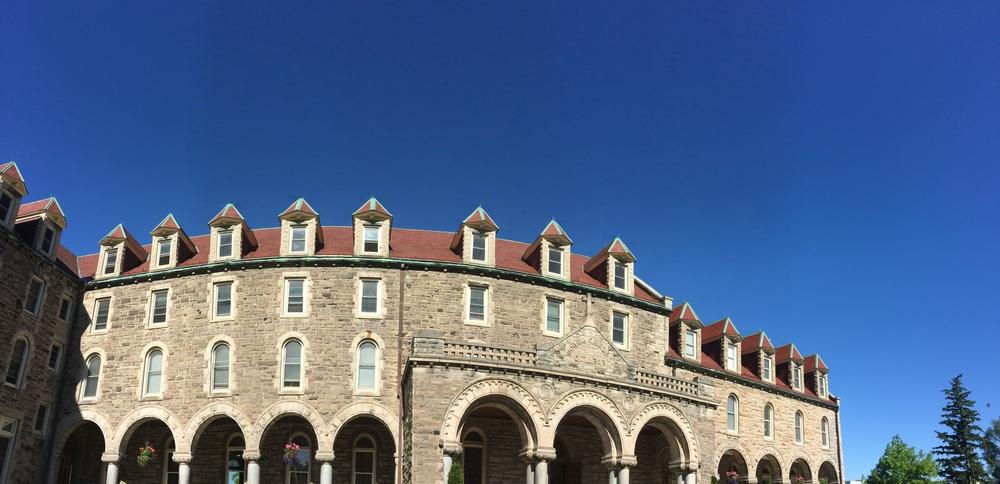 Mount Carmel Spiritual Centre, located in Niagara Falls, Ontario, Canada.