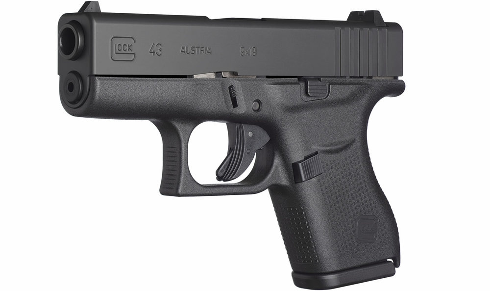 Glock 43 9mm - My Carry Gun