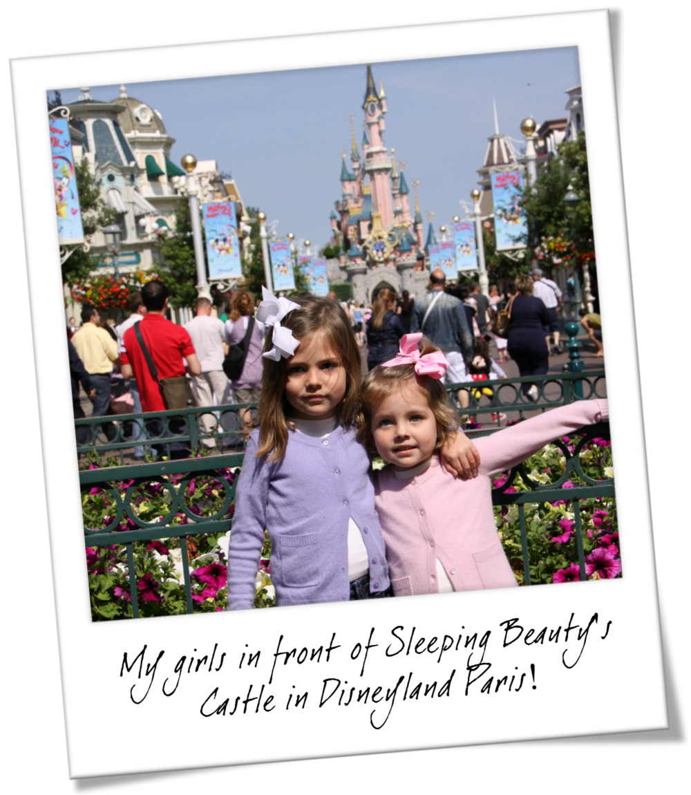 Nawal and Neve at Disneyland Paris - Family Guide to Paris France.png