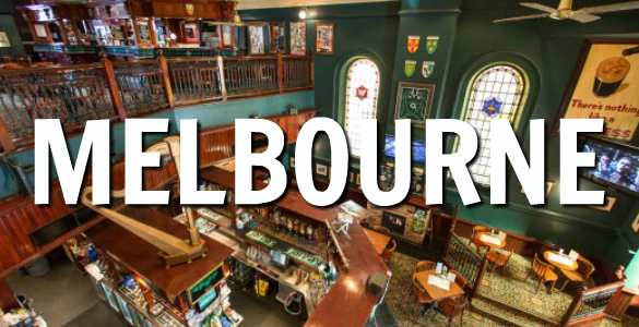 The Best Irish Pubs in Melbourne for Saint Patrick's Day Celebrations