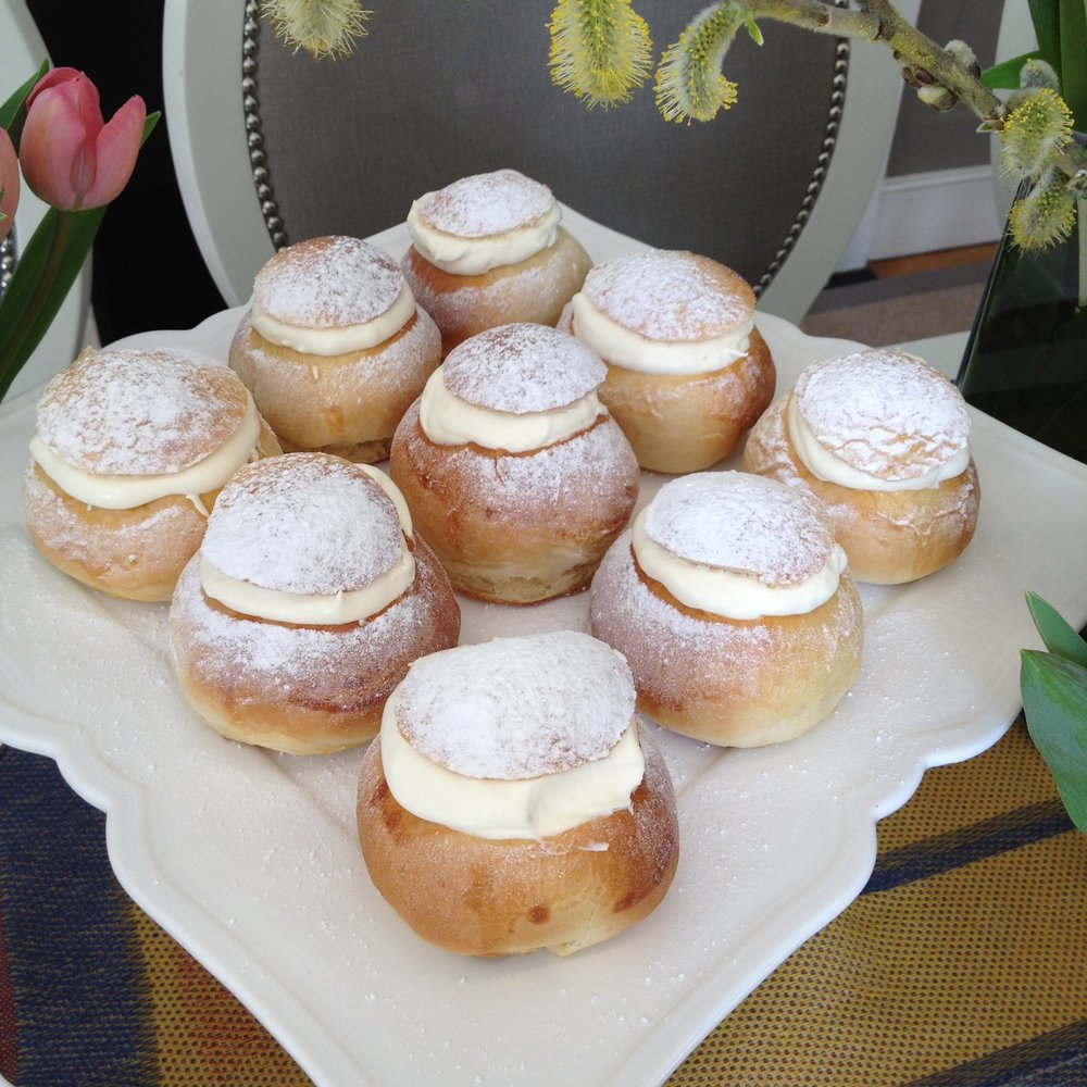 Traditional Shrove Tuesday Swedish Semla Buns Recipe.jpg