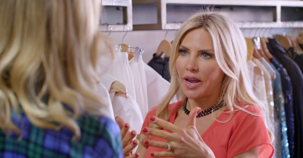 Melissa confronts AthenaX - The Real Housewives of Sydney Episode 2 Season 1 Recap S01E02