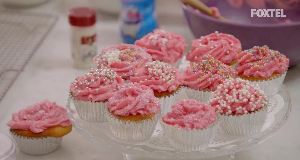 The O'Neil Family Cupcake Recipe - The Real Housewives of Sydney Episode 2 Season 1 Recap S01E02
