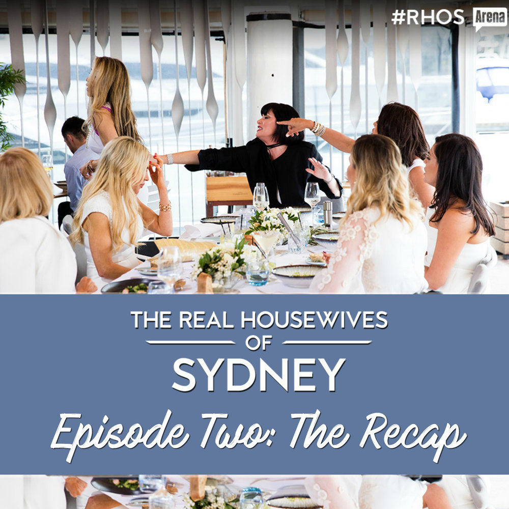 Real Housewives of Sydney Series One Episode Two Recap