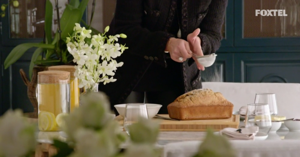 Nicole O'Neil's Coconut Bread Recipe from The Real Housewives of Sydney Season One Episode Three
