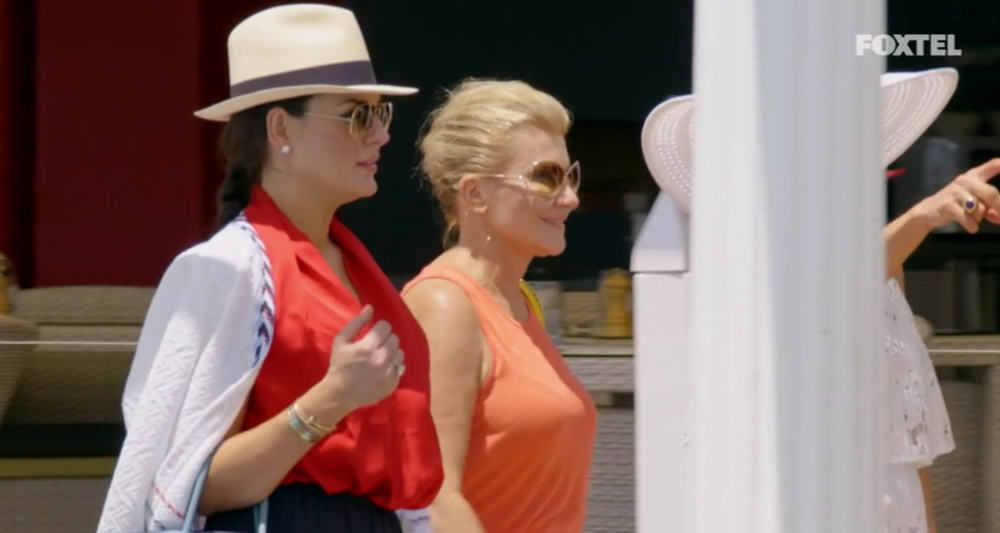 Whitsundays Trip  - The Real Housewives of Sydney Episode 4 Season 1 Recap S01E04