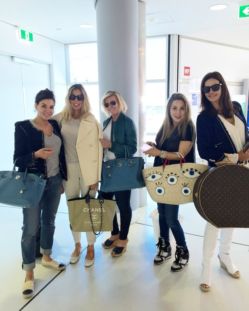Behind the Scenes of The Real Housewives of Sydney Episode Four - Girls on their way to The Whitsundays.jpg