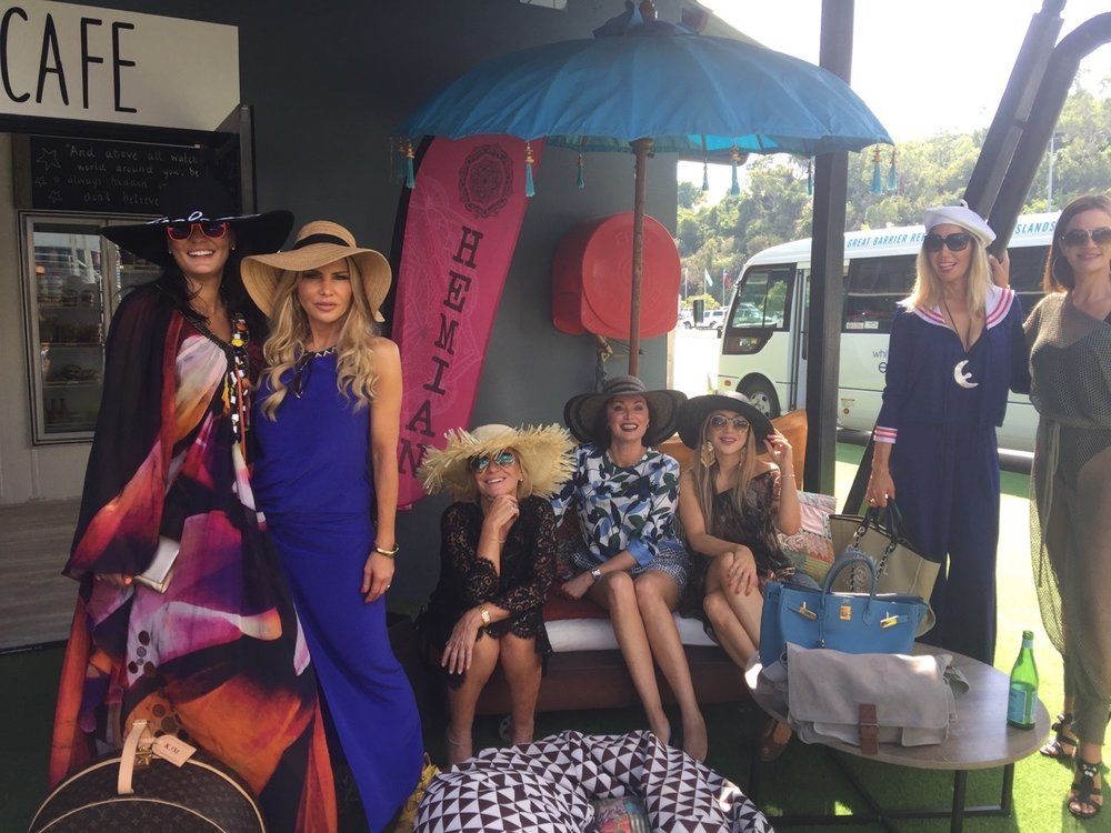 Behind the Scenes of The Real Housewives of Sydney Episode Four - Girls ready for a day of fun.jpg