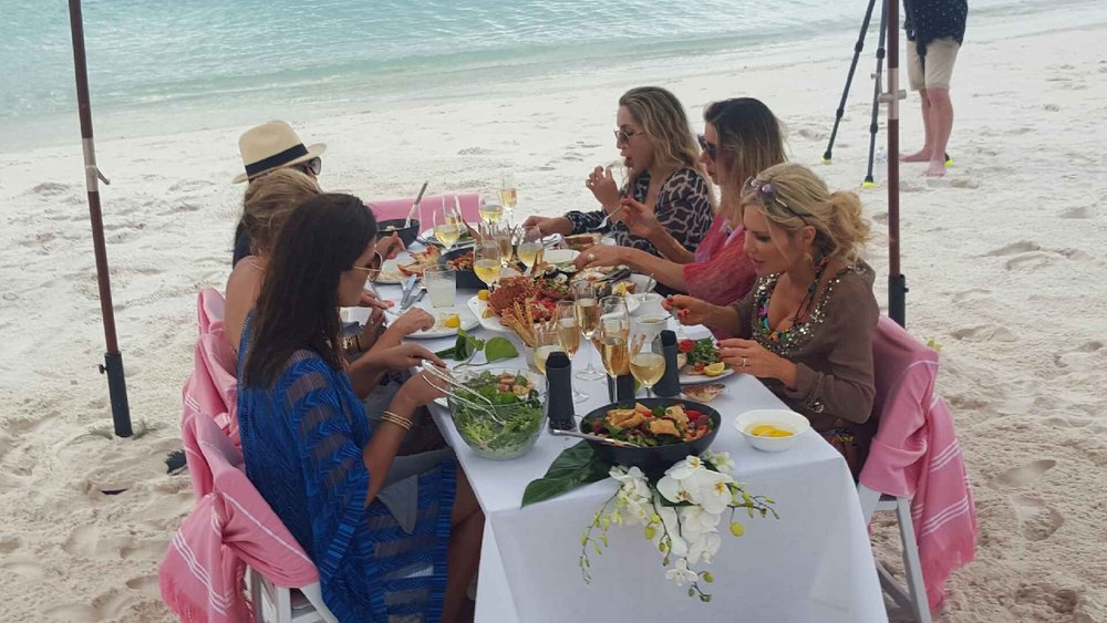 Behind the Scenes of The Real Housewives of Sydney Episode Four - Lunch on the beach (2).jpg