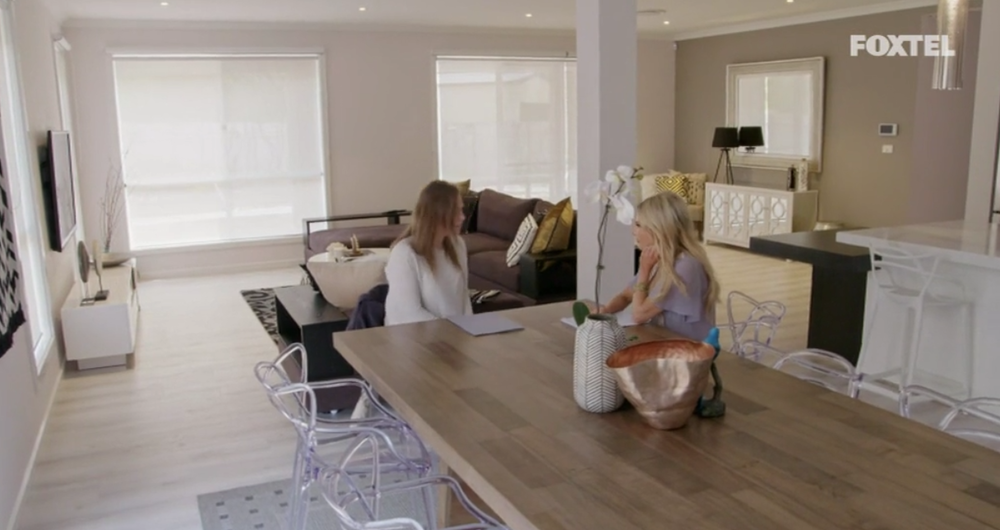 Melissa interviews nannies - The Real Housewives of Sydney Episode 5 Season 1 Recap S01E05