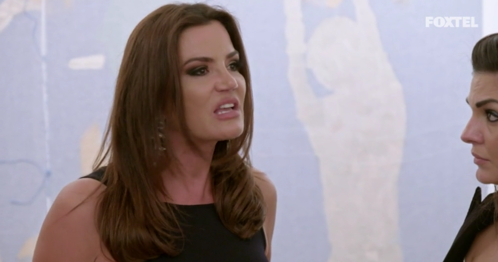 Krissy gets upset at AthenaX - The Real Housewives of Sydney Episode 5 Season 1 Recap S01E05