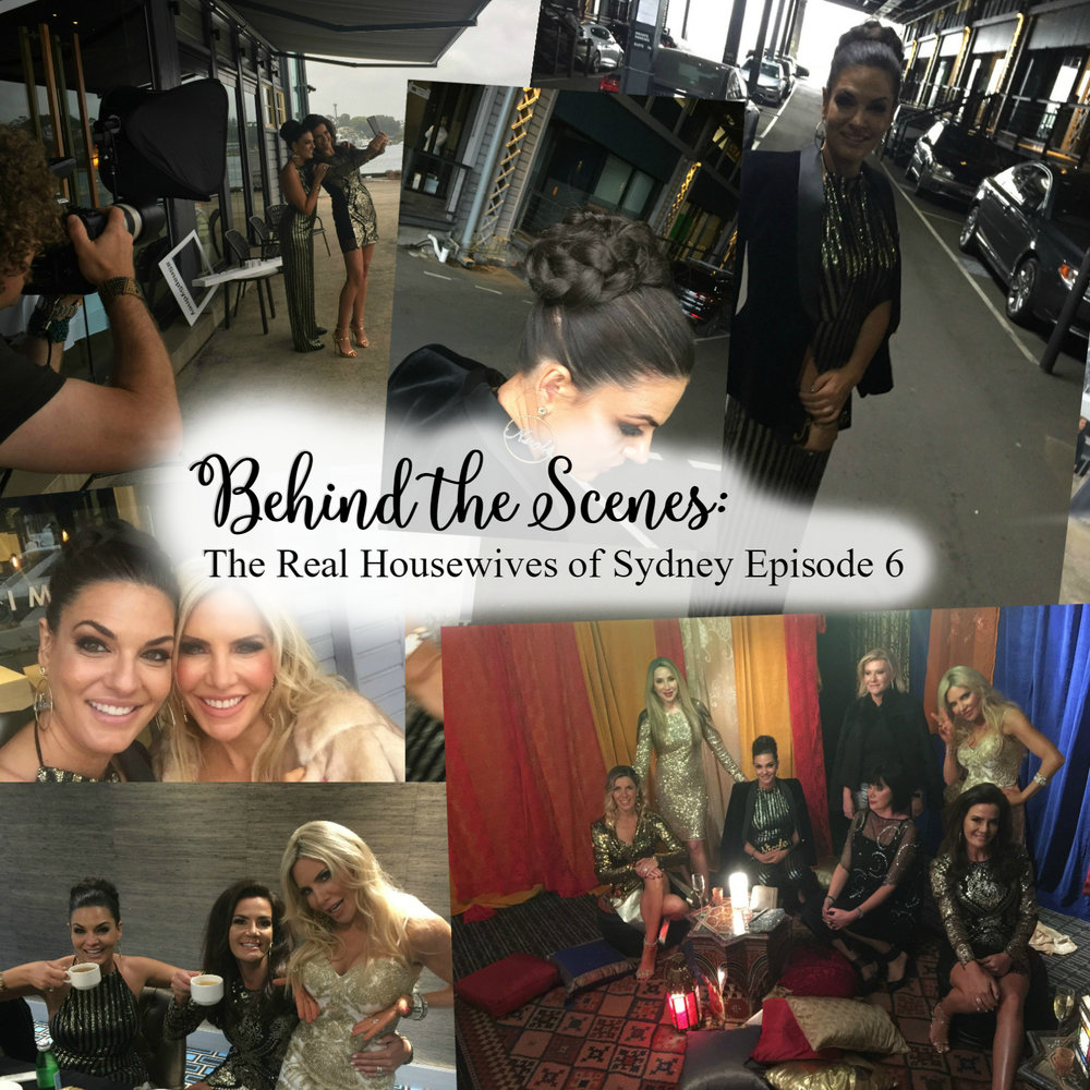 Behind the Scenes of The Real Housewives of Sydney Episode 6 Season 1