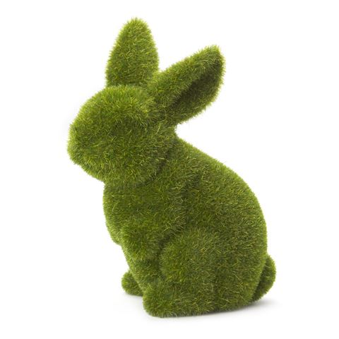 Rogue Small Sitting Moss Bunny - $5.50