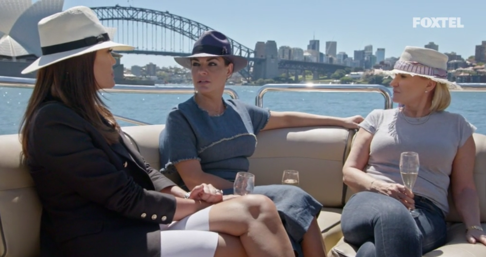 Krissy Nicole and Victoria explore Sydney Harbour by Boat - The Real Housewives of Sydney Episode 7 Recap Series 1 RHOS S01E07
