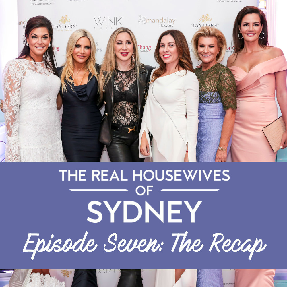 Find out what happened on The Real Housewives of Sydney Series 1 Episode 6 as housewife cast member Nicole O'Neil shares her recap and behind the scenes gossip!