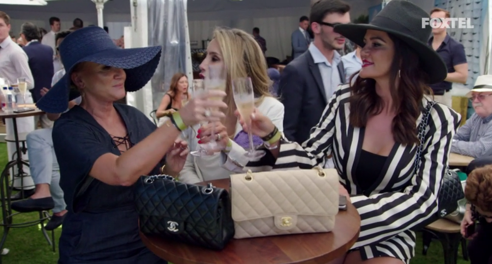 Victoria Arrives at the polo - The Real Housewives of Sydney Episode 8 Recap Series 1 RHOS S01E08
