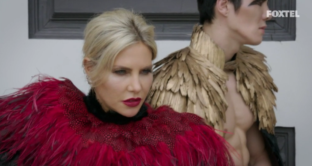 Melissa at the Shoot - The Real Housewives of Sydney Episode 8 Recap Series 1 RHOS S01E08