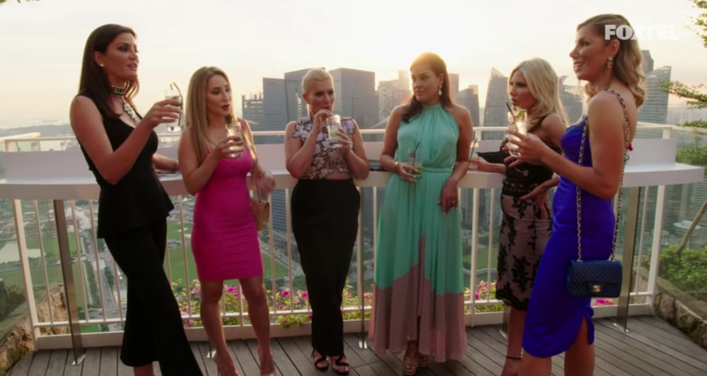 Girls have cocktails - The Real Housewives of Sydney Episode 8 Recap Series 1 RHOS S01E08