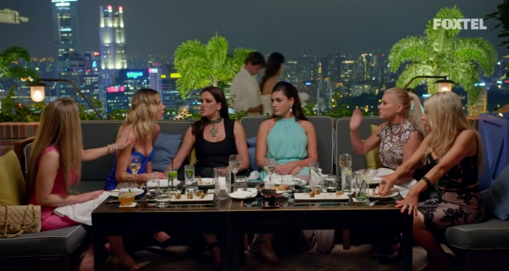 AthenaXt denies Lizzie- The Real Housewives of Sydney Episode 8 Recap Series 1 RHOS S01E08