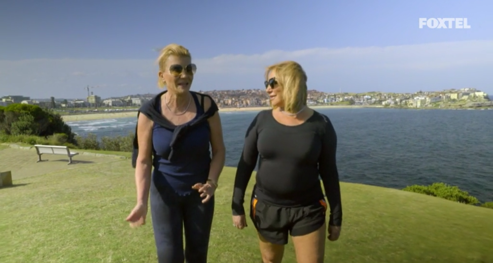 Victoria and Marilyn Walk Bondi to Bronte - The Real Housewives of Sydney Episode 10 Recap Season 1