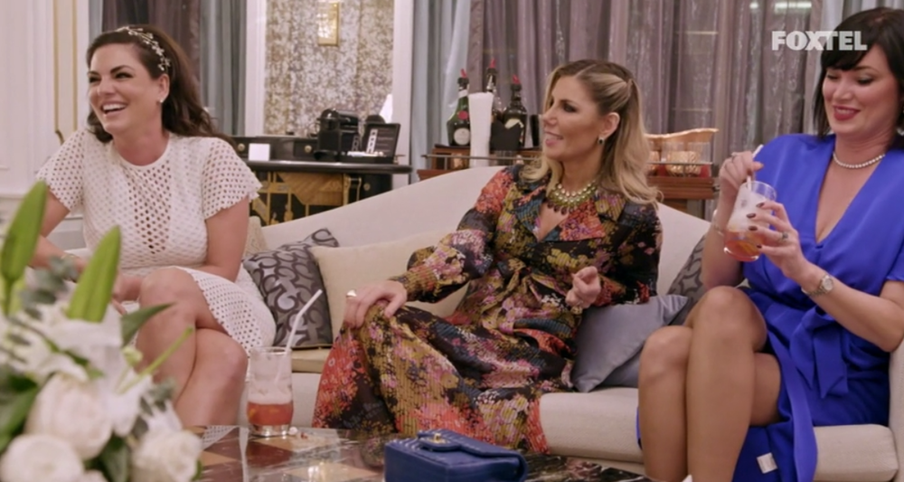 Girls play spin the handbag - The Real Housewives of Sydney Episode 10 Recap Season 1