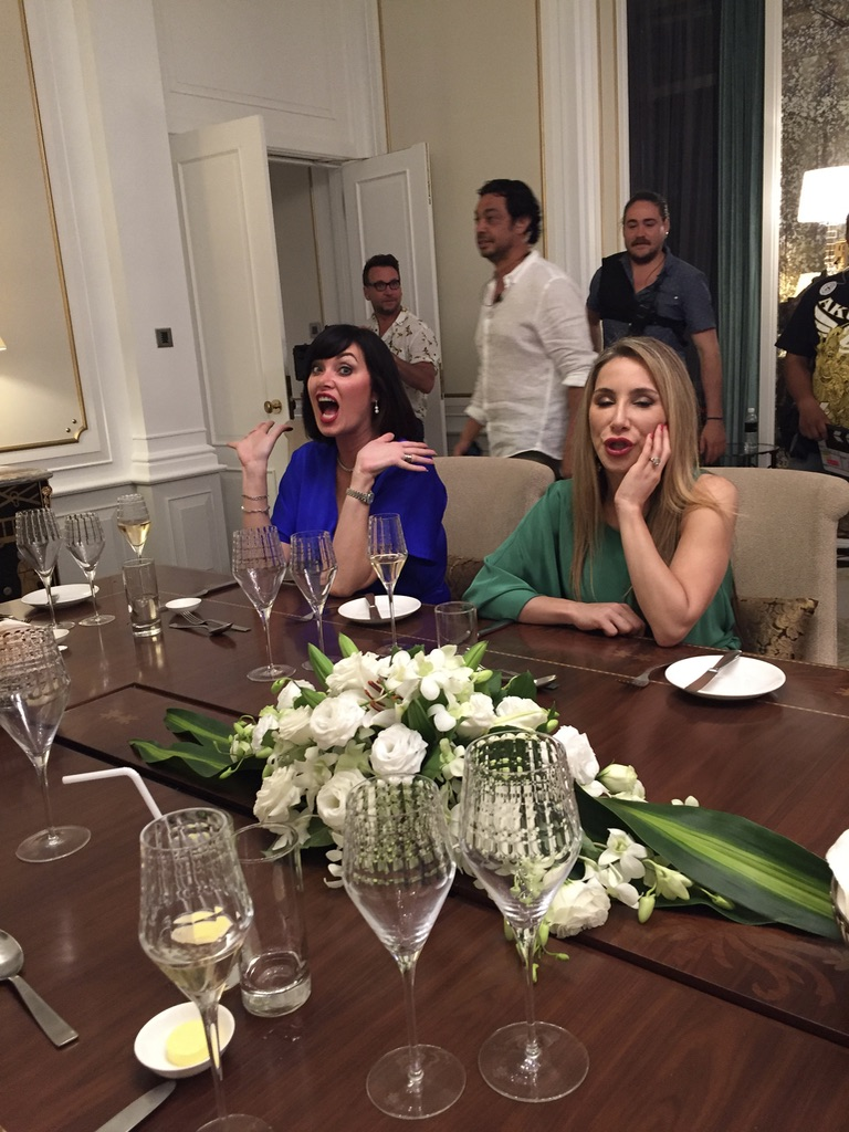 Behind the Scenes of The Real Housewives of Sydney Episode 9 - The Girls at DInner.jpg