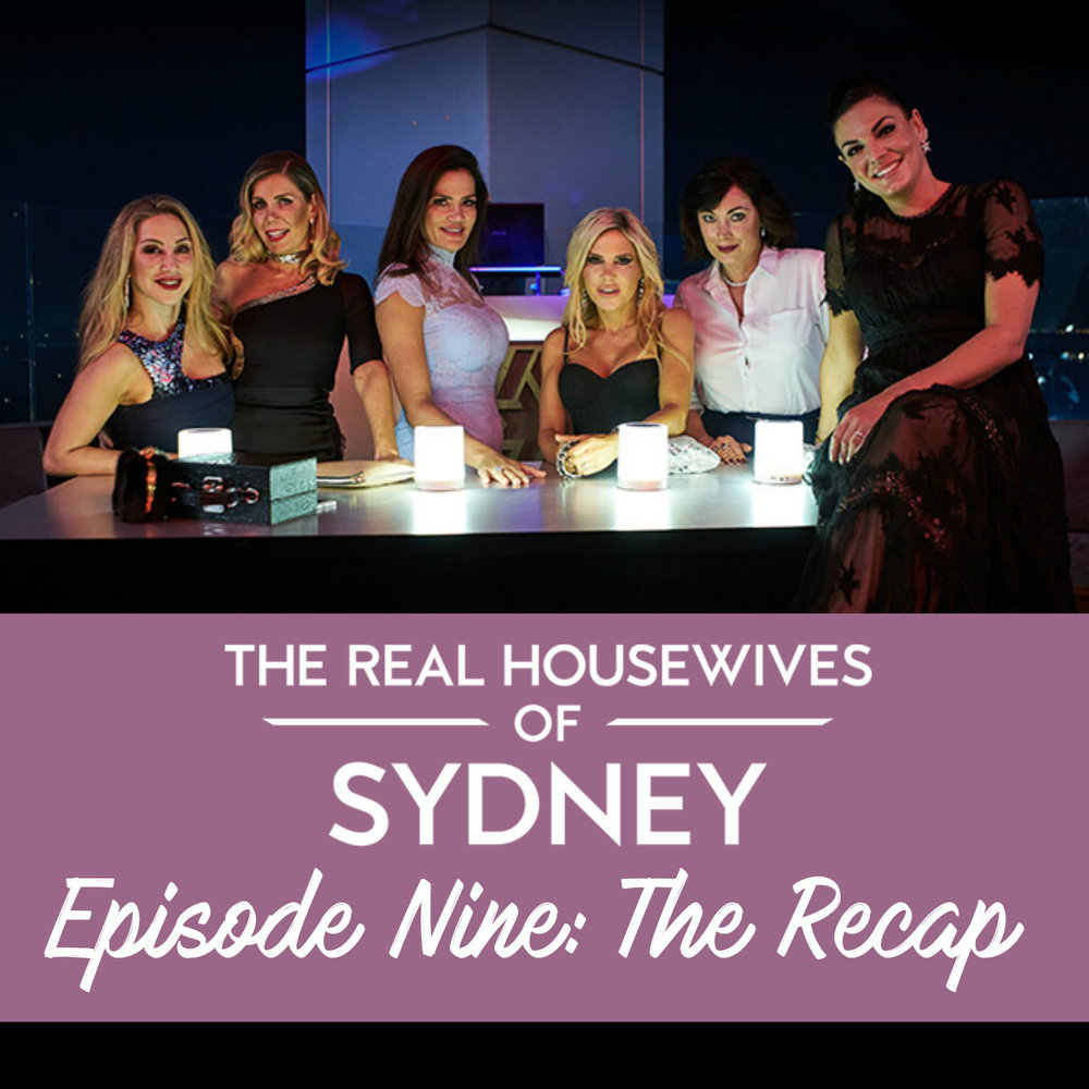 Find out what happened on The Real Housewives of Sydney Series 1 Episode 9 as housewife cast member Nicole O'Neil shares her recap and behind the scenes gossip from the housewives' trip to Singapore!